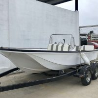 17Ft Original Boston Whaler